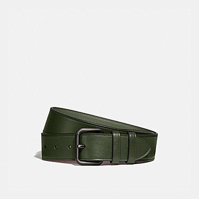ROLLER BUCKLE BELT, 38MM