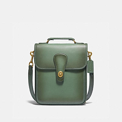 TURNLOCK TAB CROSSBODY