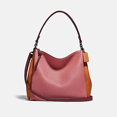 コーチ COACHのバッグ |シェイ ショルダー バッグ カラーブロック