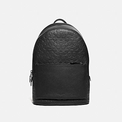 METROPOLITAN SOFT BACKPACK IN SIGNATURE LEATHER