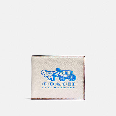 3-IN-1 WALLET WITH REXY AND CARRIAGE