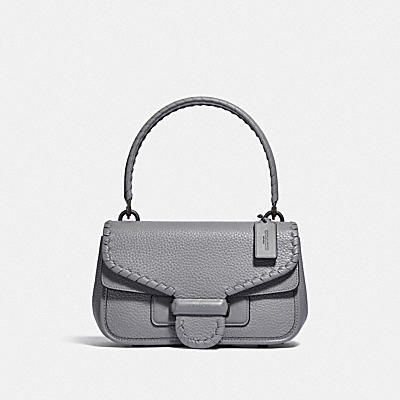 CODY SHOULDER BAG WITH WHIPSTITCH