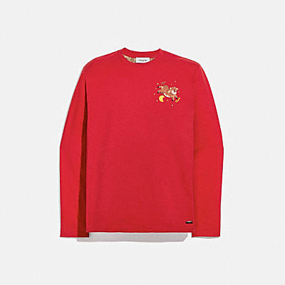 LUNAR NEW YEAR LONG SLEEVE T-SHIRT