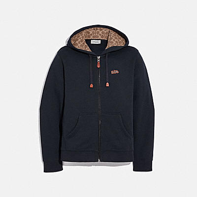 LUNAR NEW YEAR FULL ZIP HOODIE