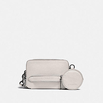 CHARTER CROSSBODY WITH HYBRID POUCH