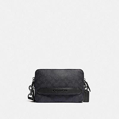 CHARTER CROSSBODY IN SIGNATURE CANVAS