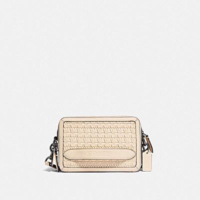 CHARTER 編織斜揹手袋