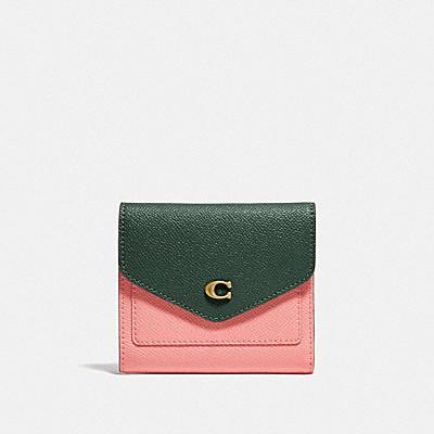 コーチ COACHの財布&革小物 |ウィン スモール ウォレット カラーブロック