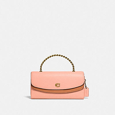 BLAIR CLUTCH IN COLORBLOCK