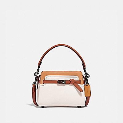 TATE 18 CROSSBODY IN COLORBLOCK