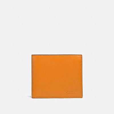 コーチ COACHのカラーブロック スタイル |コイン ウォレット カラーブロック