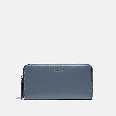 コーチ COACHの全ての財布&革小物 |アコーディオン ウォレット カラーブロック
