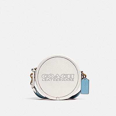 コーチ COACHの新作 |キア サークル バッグ  カラーブロック