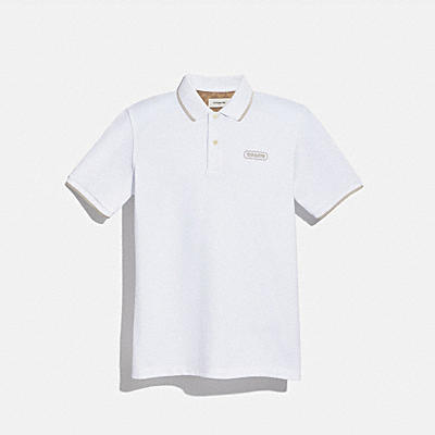 COACH BADGE POLO