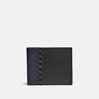 コーチ COACHの全ての財布&革小物 |【オンライン限定】3-IN-1 ウォレット カラーブロック ウィズ ウィップスティッチ