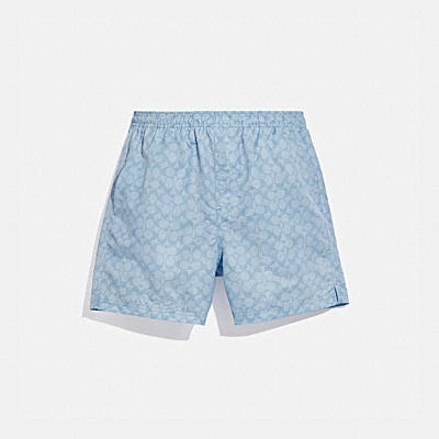 SIGNATURE SWIM TRUNKS