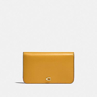 コーチ COACHの財布&革小物 |スリム カード ケース