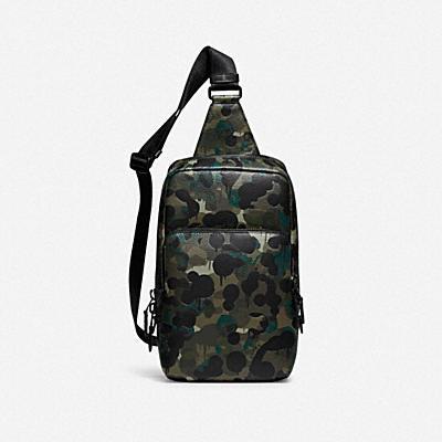 コーチ COACHのバッグ |ゴッサム パック ウィズ カモ プリント