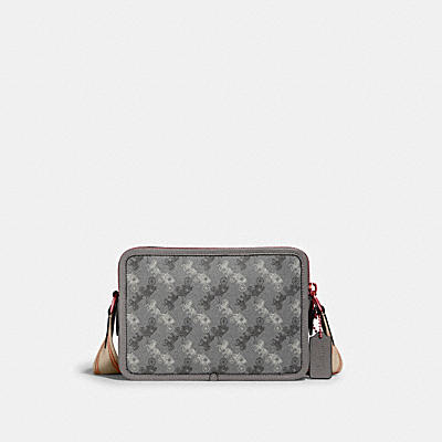 CHARTER CROSSBODY 24 WITH HORSE AND CARRIAGE PRINT