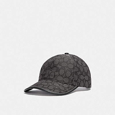 SIGNATURE JACQUARD BASEBALL CAP