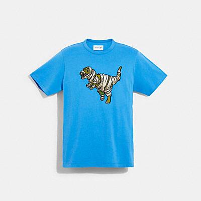 コーチ COACHの全てのメンズウェア |【COACH X MICHAEL B. JORDAN】Tシャツ オーガニック コットン ウィズ マミファイド レキシー