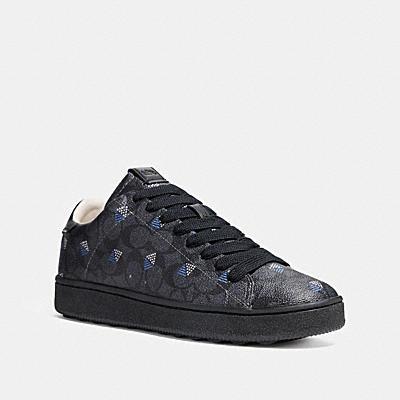 C101 原點鑽石印花運動鞋