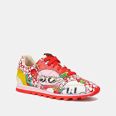 C118 影山紗和子設計運動鞋