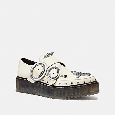 西部厚底鞋