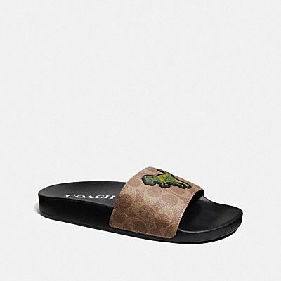 SIGNATURE C PVC REXY 拖鞋