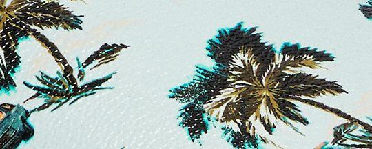 Dino Palm Light Blue