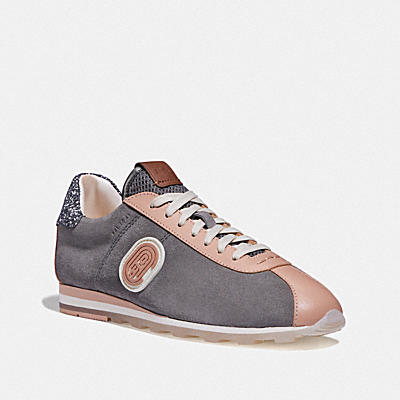 C170 RETRO RUNNER WITH COACH PATCH