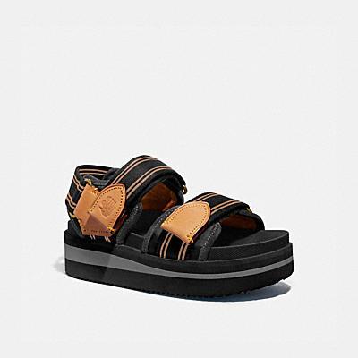 登山風涼鞋