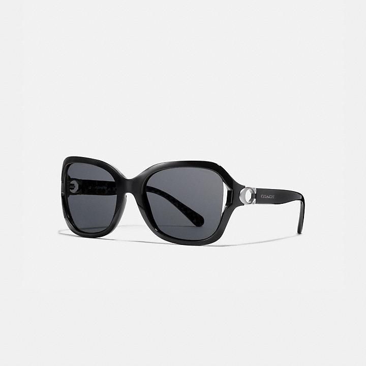 34db7a90f42d 【公式】COACH - コーチ | オープン インテグレーション C サングラス | 全てのファッション小物