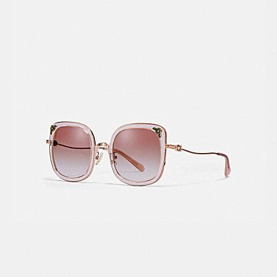 茶香玫瑰太陽眼鏡