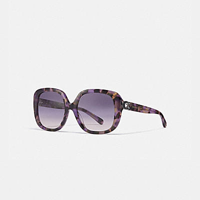 ASIA FIT SOFT SQUARE SUNGLASSES