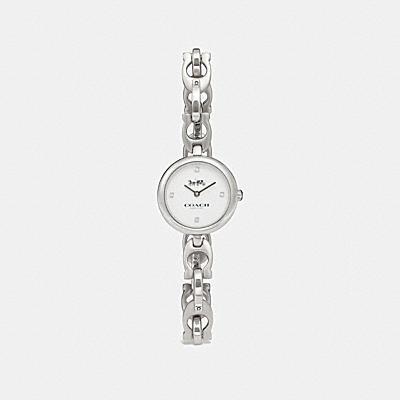 SIGNATURE 經典鍊帶腕錶,26毫米