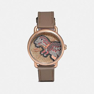 DELANCEY 腕錶,36毫米