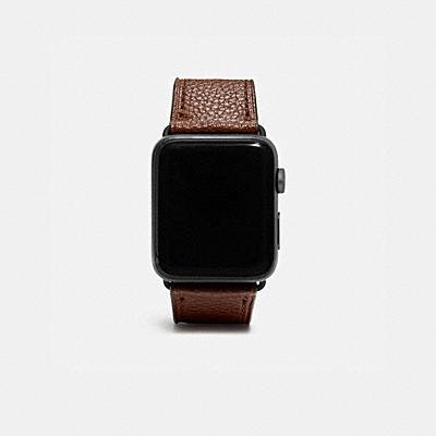 コーチ COACHのモバイルアクセサリー |Apple Watch(R) ストラップ