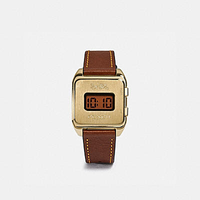 DARCY DIGITAL WATCH, 30MM
