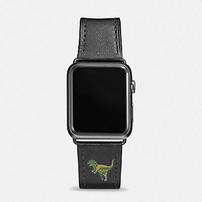 コーチ COACHの腕時計 |【オンライン限定】Apple Watch(R) 42MM レキシー レザー ストラップ