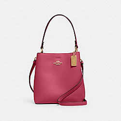 COACH 1011 Small Town Bucket Bag IM/BRIGHT VIOLET
