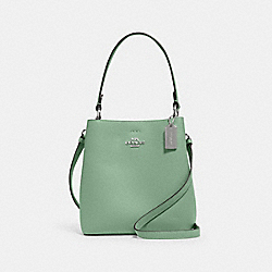 SMALL TOWN BUCKET BAG - 1011 - SV/WASHED GREEN/AMAZON GREEN