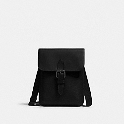SMALL HUDSON CROSSBODY - 1309 - QB/BLACK