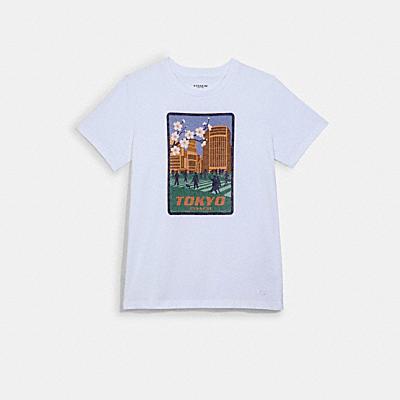 コーチ TOKYO Tシャツ