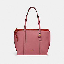 COACH 1573 - MAY TOTE IM/ROSE