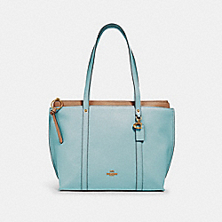 COACH 1573 - MAY TOTE IM/SEAFOAM