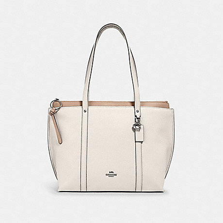 COACH 1573 MAY TOTE SV/CHALK