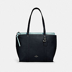 COACH 1573 - MAY TOTE SV/MIDNIGHT