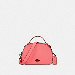 COACH 1589 - SERENA SATCHEL QB/PINK LEMONADE