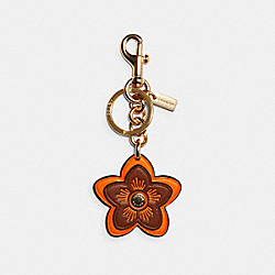 COACH 1650 - WILDFLOWER BAG CHARM IM/SUNBEAM
